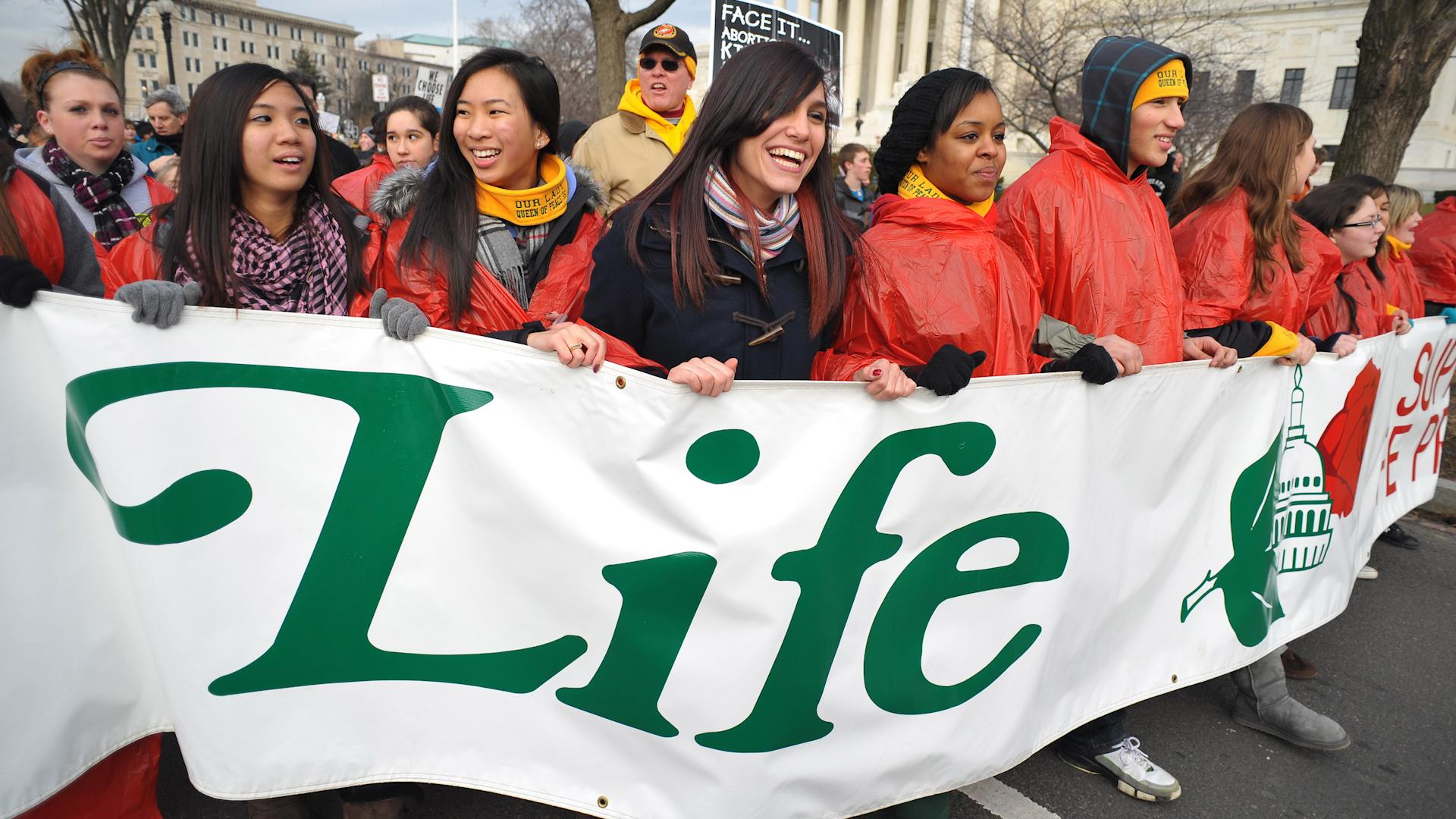 What a truly compassionate form of the 'pro-life' movement could look like